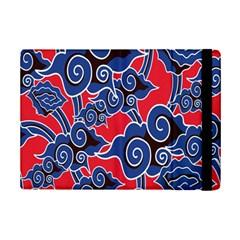 Batik Background Vector Ipad Mini 2 Flip Cases