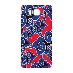 Batik Background Vector Samsung Galaxy Alpha Hardshell Back Case