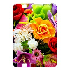 Colorful Flowers Kindle Fire Hd 8 9