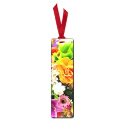 Colorful Flowers Small Book Marks