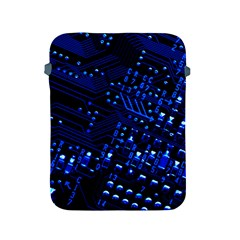 Blue Circuit Technology Image Apple Ipad 2/3/4 Protective Soft Cases