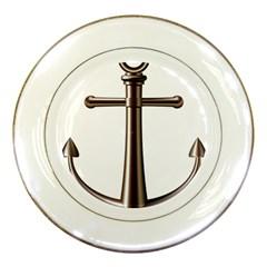 Anchor Porcelain Plates