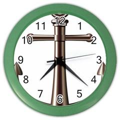 Anchor Color Wall Clocks