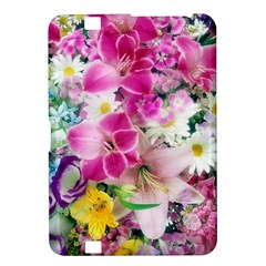 Colorful Flowers Patterns Kindle Fire Hd 8 9