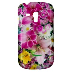 Colorful Flowers Patterns Galaxy S3 Mini