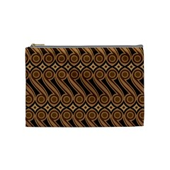 Batik The Traditional Fabric Cosmetic Bag (medium)