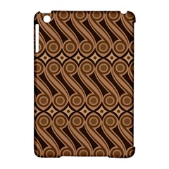 Batik The Traditional Fabric Apple Ipad Mini Hardshell Case (compatible With Smart Cover)