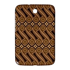 Batik The Traditional Fabric Samsung Galaxy Note 8 0 N5100 Hardshell Case