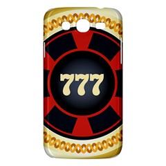 Casino Chip Clip Art Samsung Galaxy Mega 5 8 I9152 Hardshell Case
