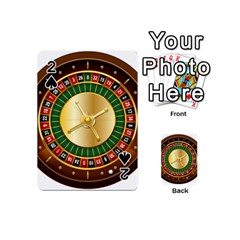 Casino Roulette Clipart Playing Cards 54 (mini)