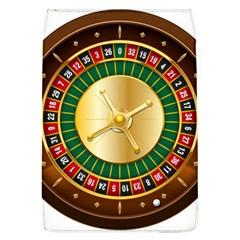 Casino Roulette Clipart Flap Covers (l)