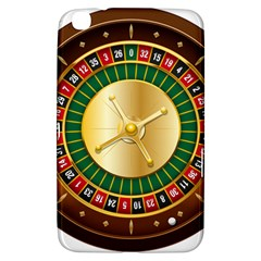 Casino Roulette Clipart Samsung Galaxy Tab 3 (8 ) T3100 Hardshell Case