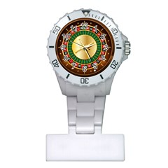 Casino Roulette Clipart Plastic Nurses Watch