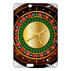 Casino Roulette Clipart Amazon Kindle Fire Hd (2013) Hardshell Case