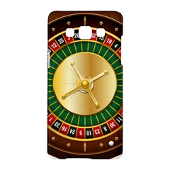 Casino Roulette Clipart Samsung Galaxy A5 Hardshell Case