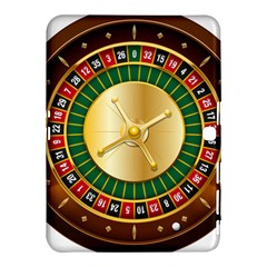 Casino Roulette Clipart Samsung Galaxy Tab 4 (10 1 ) Hardshell Case