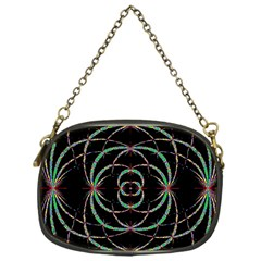 Abstract Spider Web Chain Purses (one Side)