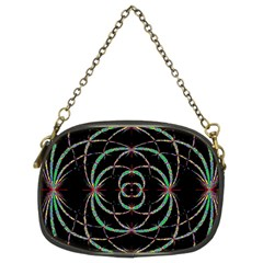 Abstract Spider Web Chain Purses (two Sides)