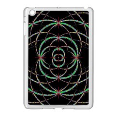 Abstract Spider Web Apple Ipad Mini Case (white)
