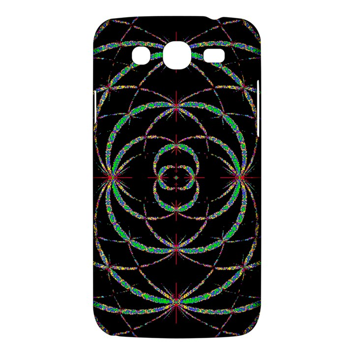 Abstract Spider Web Samsung Galaxy Mega 5.8 I9152 Hardshell Case