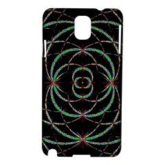 Abstract Spider Web Samsung Galaxy Note 3 N9005 Hardshell Case