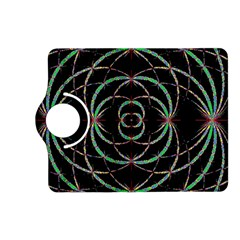 Abstract Spider Web Kindle Fire Hd (2013) Flip 360 Case