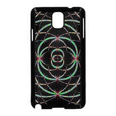 Abstract Spider Web Samsung Galaxy Note 3 Neo Hardshell Case (black)