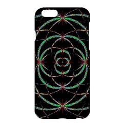 Abstract Spider Web Apple Iphone 6 Plus/6s Plus Hardshell Case