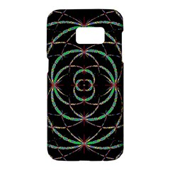 Abstract Spider Web Samsung Galaxy S7 Hardshell Case