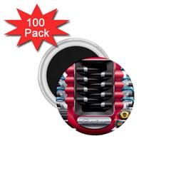 Car Engine 1 75  Magnets (100 Pack)