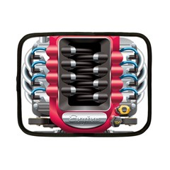 Car Engine Netbook Case (small)