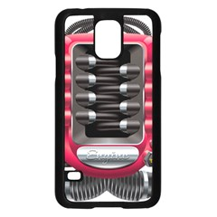 Car Engine Samsung Galaxy S5 Case (black)