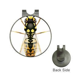 Wasp Hat Clips With Golf Markers