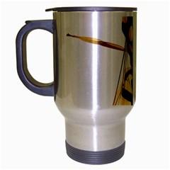 Wasp Travel Mug (silver Gray)