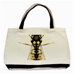Wasp Basic Tote Bag Front