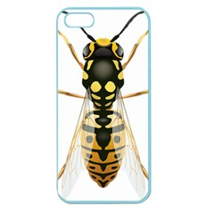 Wasp Apple Seamless Iphone 5 Case (color)