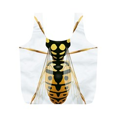 Wasp Full Print Recycle Bags (m)