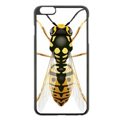 Wasp Apple Iphone 6 Plus/6s Plus Black Enamel Case