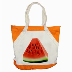Piece Of Watermelon Accent Tote Bag