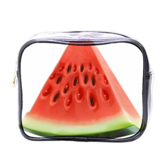 Piece Of Watermelon Mini Toiletries Bags