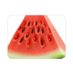 Piece Of Watermelon Double Sided Flano Blanket (mini)