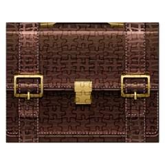 Brown Bag Rectangular Jigsaw Puzzl
