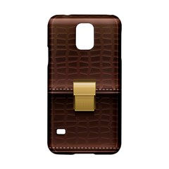 Brown Bag Samsung Galaxy S5 Hardshell Case