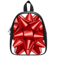 Red Bow School Bags (small)