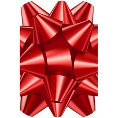 Red Bow 5 5  X 8 5  Notebooks