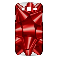 Red Bow Samsung Galaxy Mega 5 8 I9152 Hardshell Case