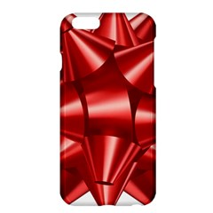 Red Bow Apple Iphone 6 Plus/6s Plus Hardshell Case