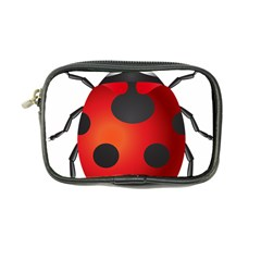 Ladybug Insects Coin Purse