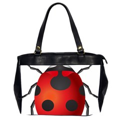 Ladybug Insects Office Handbags (2 Sides)