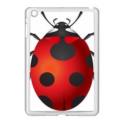 Ladybug Insects Apple Ipad Mini Case (white)